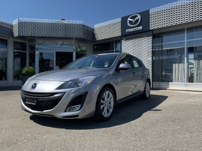 saloon Mazda 3 2.0 16V DISI Exclusive+