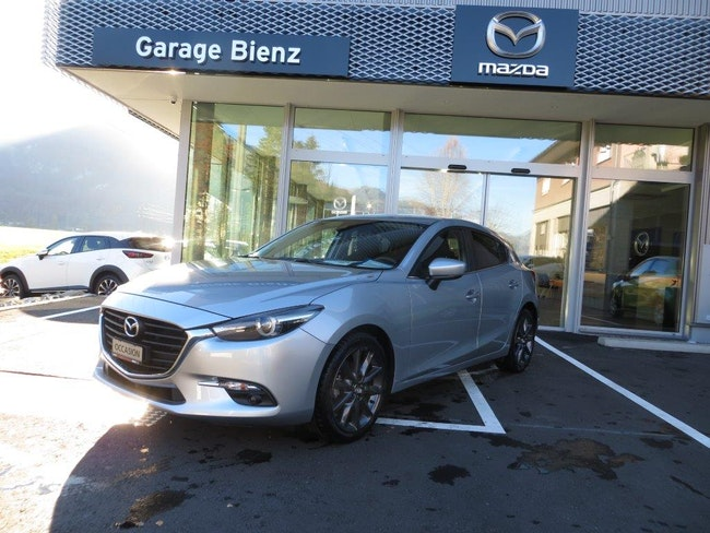 saloon Mazda 3 1.5 Ambition Plus