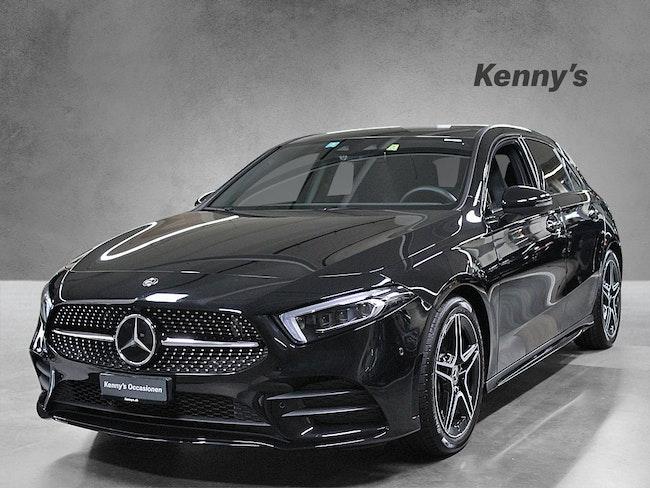 saloon Mercedes-Benz A-Klasse A 250 AMG Line 4Matic
