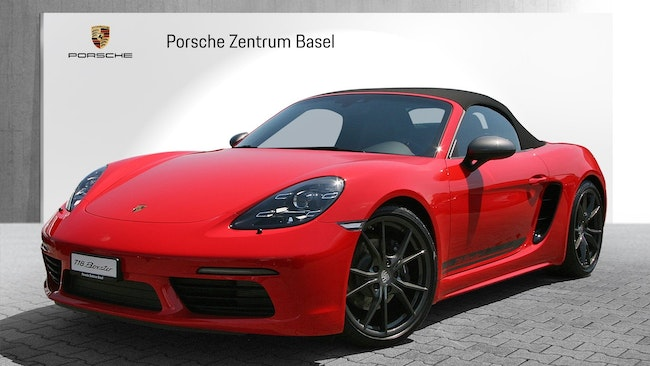 cabriolet Porsche Boxster 718 Boxster 2.0 T PDK