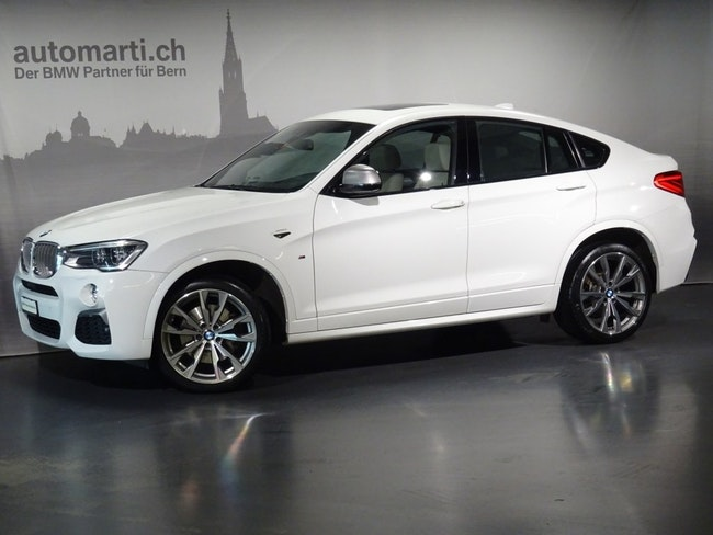 suv BMW X4 M 40i