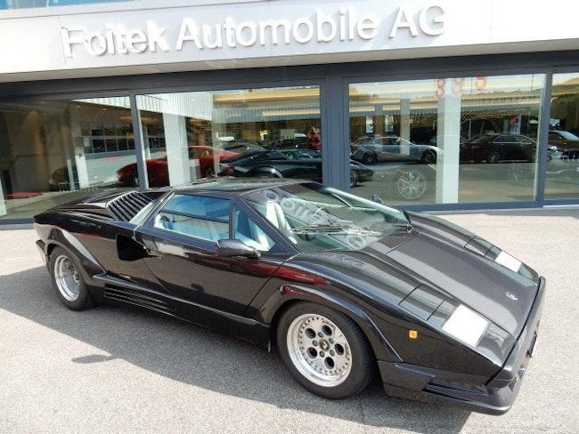 coupe Lamborghini Countach S 4V 25th anniversary
