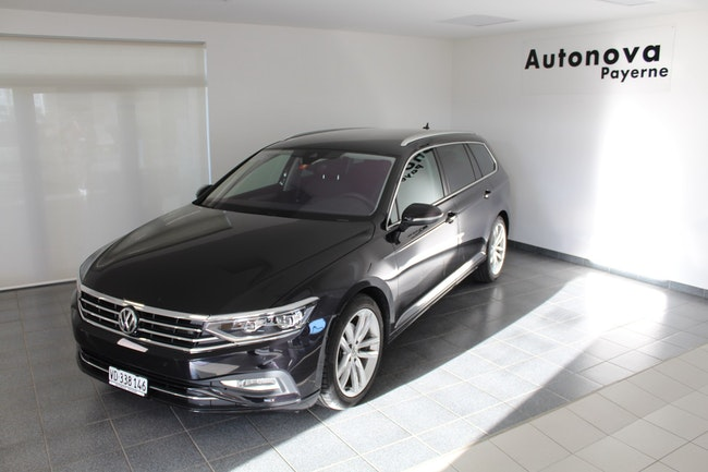 estate VW Passat 2.0 TDI BMT Business 4Motion DSG
