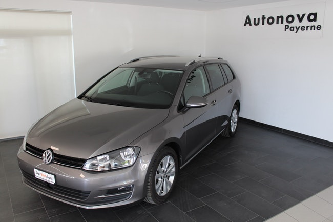 estate VW Golf Variant 1.6 TDI Comfortline 4Motion