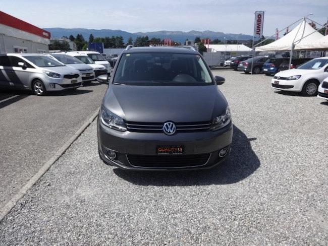 van VW Touran 2.0 TDI Highline DSG