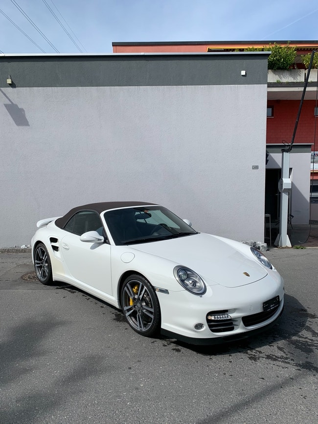 cabriolet Porsche 911 Cabrio Turbo S PDK