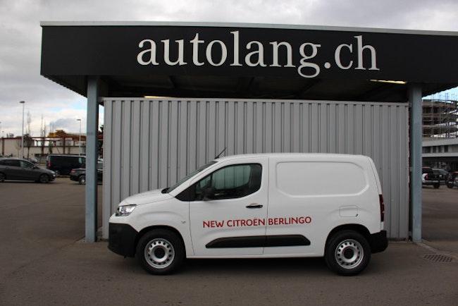 van Citroën Berlingo 1.6HDi s/s Cl. L