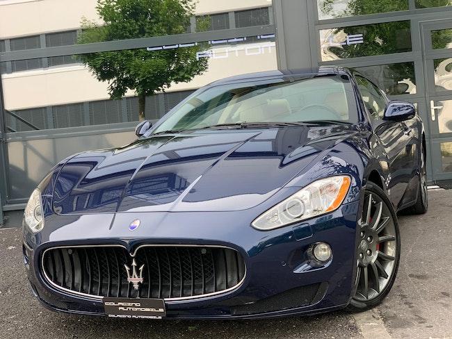 sportscar Maserati GranCabrio/Granturismo GranTurismo S Automatica