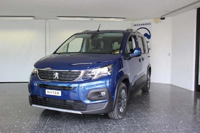 van Peugeot Rifter 1.5 BlueHDi 130 Allure