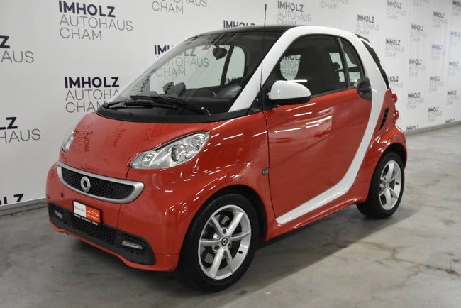 saloon Smart Fortwo Coupé 1000 71 Pulse mhd