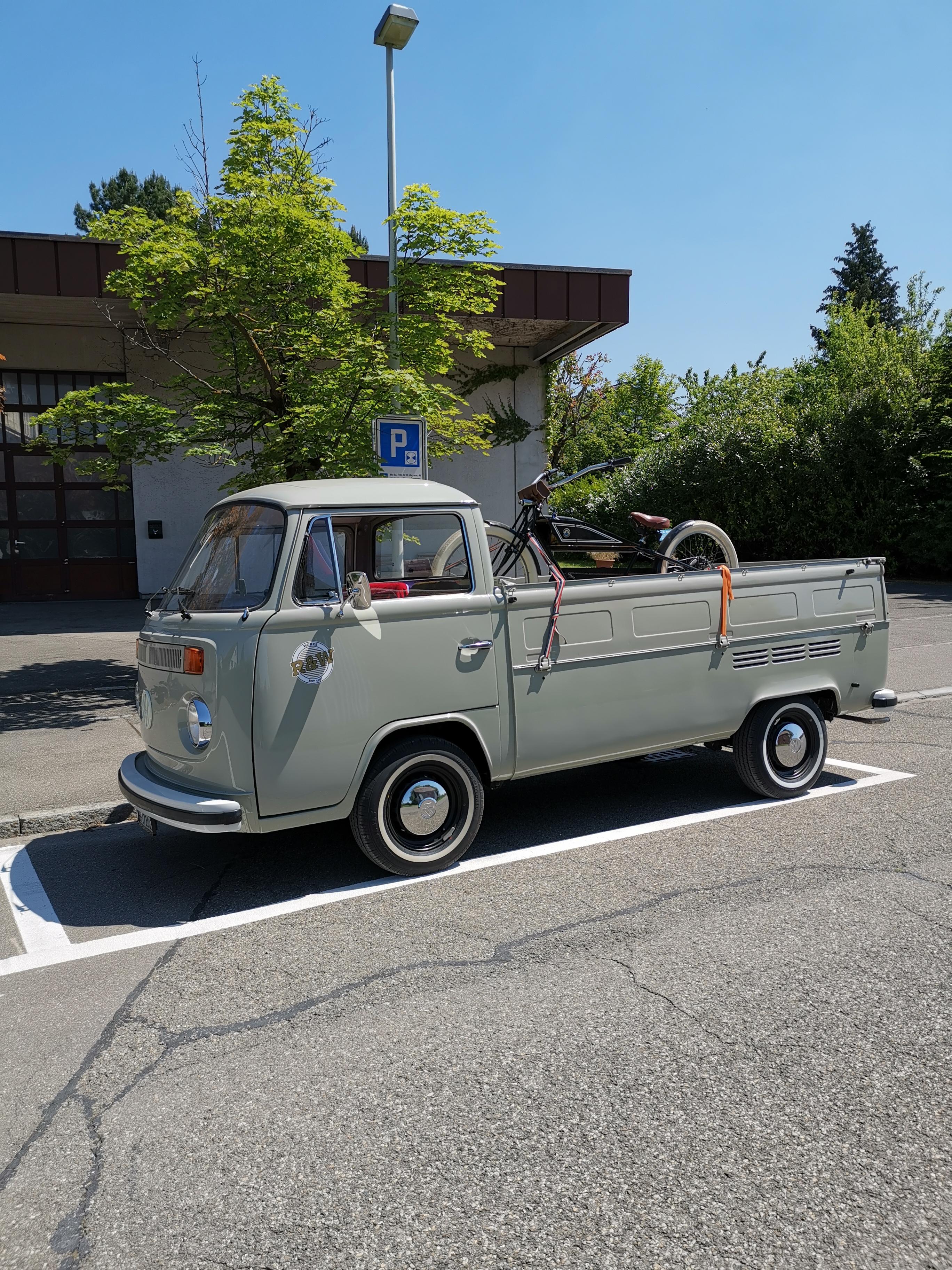 pickup VW Typ 2 6 T2