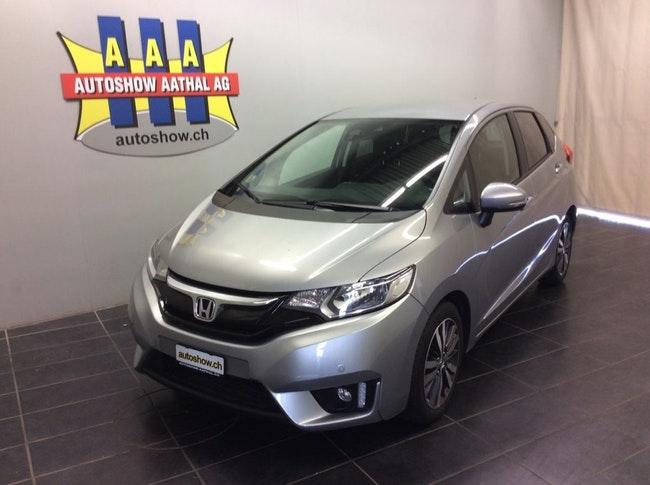 van Honda Jazz 1.3i-VTEC Elegance CVT