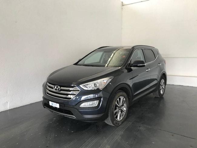 suv Hyundai Santa Fe 2.2 CRDi Amplia 7P
