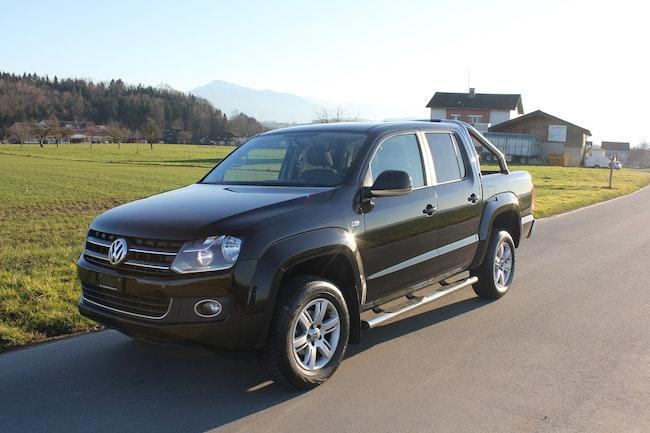 suv VW Amarok 2.0 BiTDI Highline 4Motion permanent A