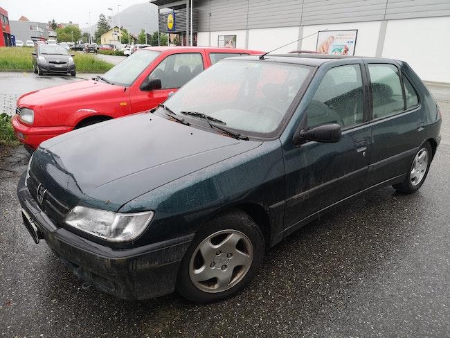 saloon Peugeot 306 1.8 Suisse