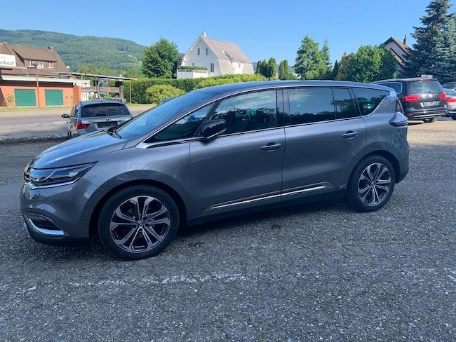 van Renault Espace 1.6 dCi Swiss Edition EDC