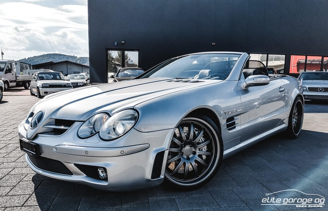 cabriolet Mercedes-Benz SL 65 AMG Automatic