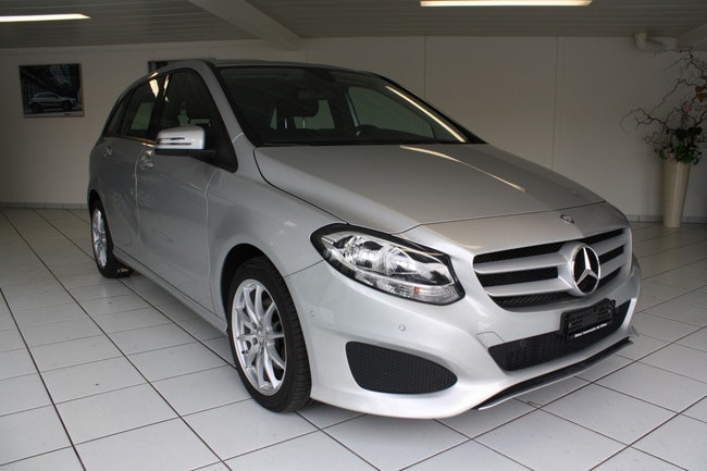 van Mercedes-Benz B-Klasse B 200 CDI 4m