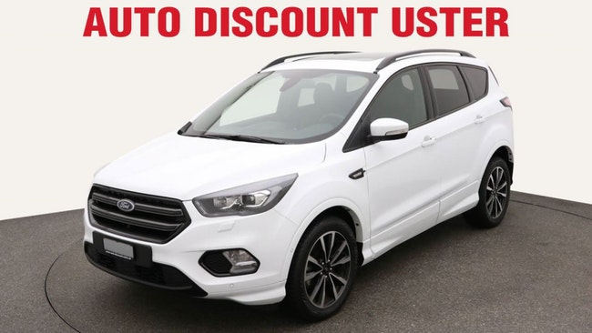 suv Ford Kuga 2.0 EcoBoost ST Line 4WD Automatic