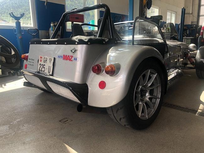 cabriolet Lotus Super Seven HKT GTS