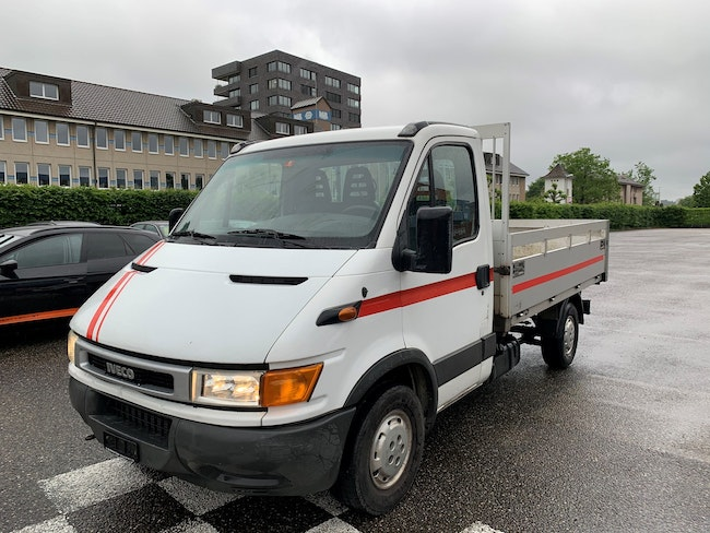 saloon Iveco Daily / Turbo Daily Daily City 35 S 11 A1BA14A1L1