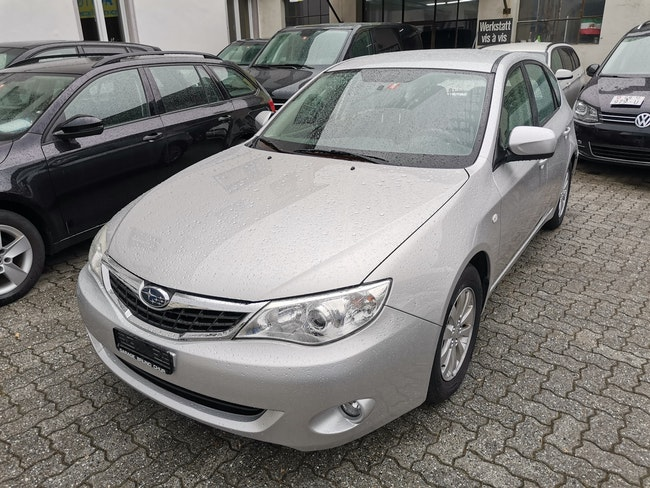 estate Subaru Impreza 1.5R Swiss