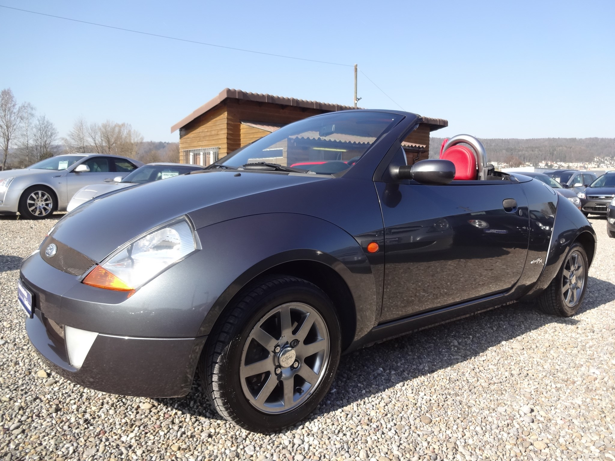 cabriolet Ford Streetka 1.6 (Luxury)