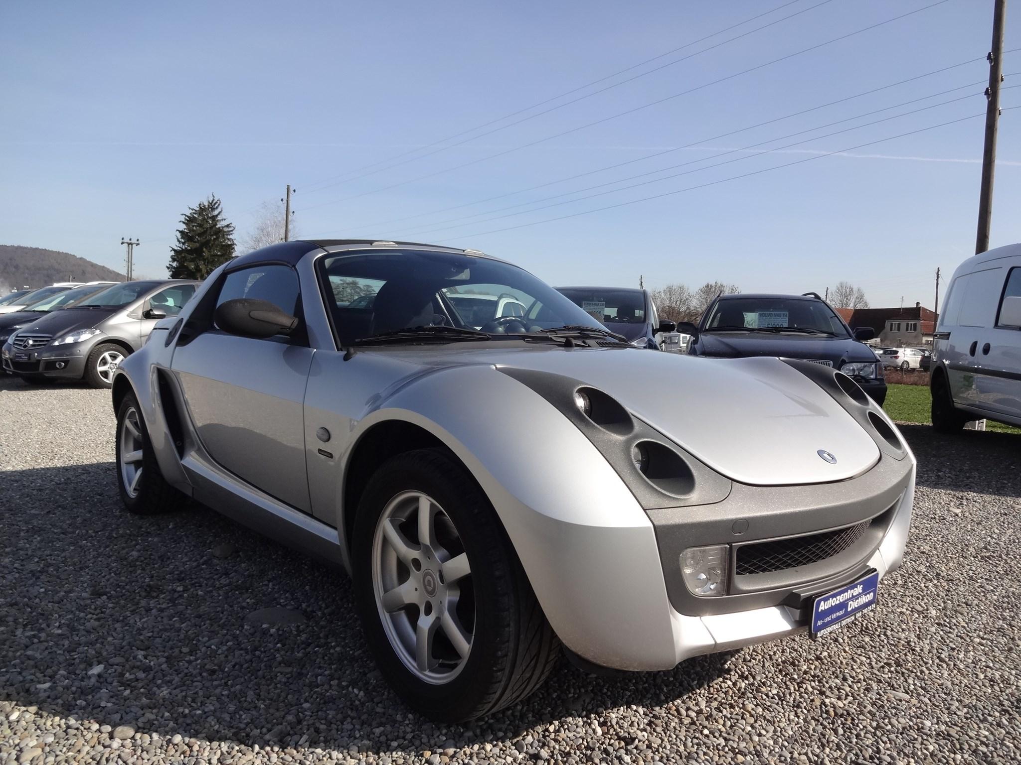 cabriolet Smart Roadster roadster