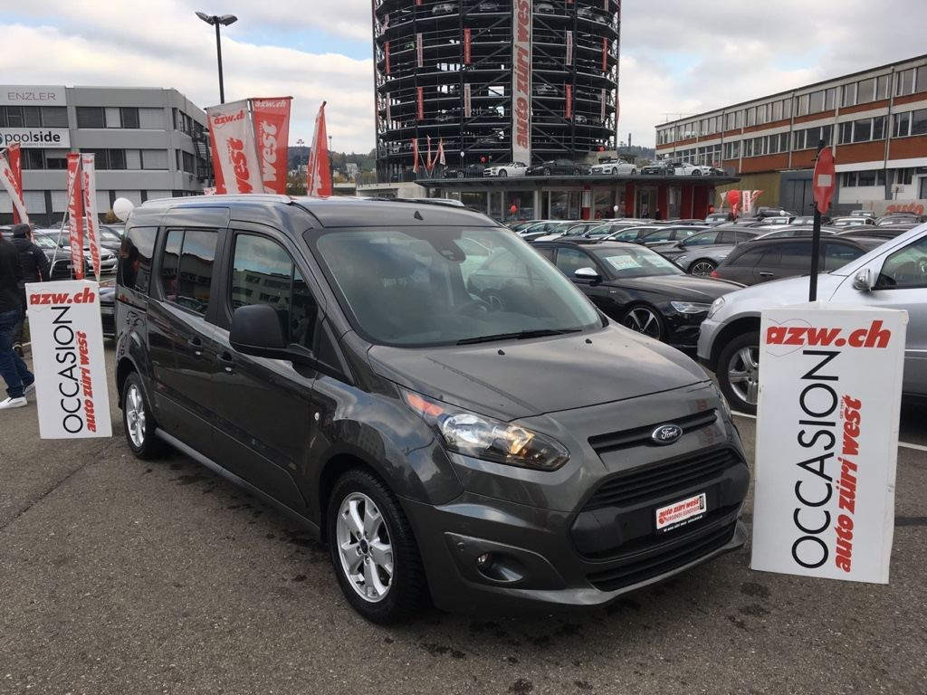 bus Ford Connect Grand Tourneo Connect 1.5 TDCi Trend