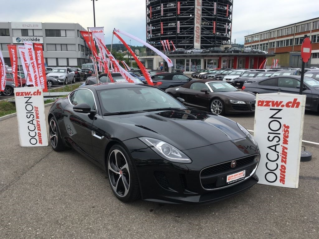 coupe Jaguar F-Type Coupé 3.0 V6 S/C Automatik