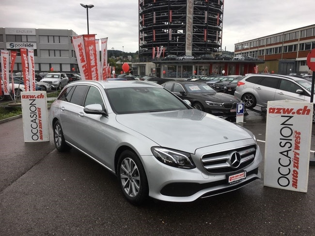 estate Mercedes-Benz E-Klasse E 200 Avantgarde 4 Matic 9G-Tronic