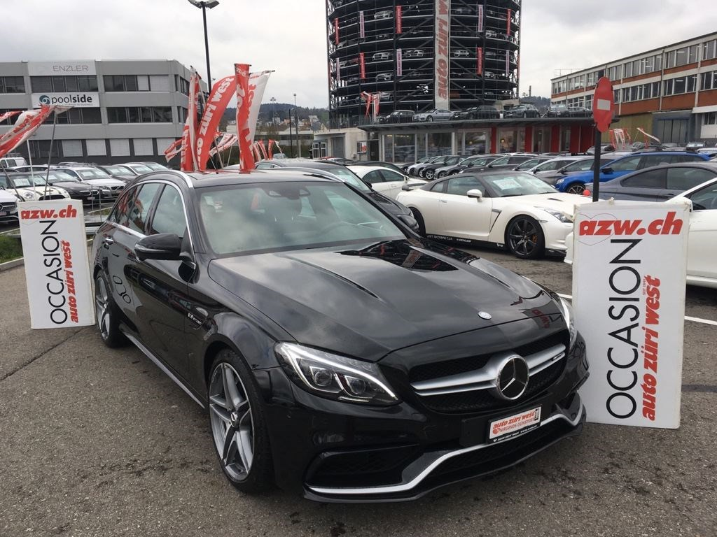 estate Mercedes-Benz C-Klasse C 63 AMG Speedshift