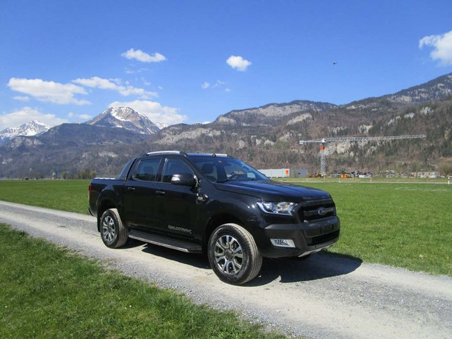 suv Ford Ranger DKab.Pick-up 3.2 TDCi 4x4 Wildtra