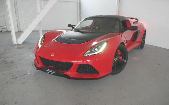 sportscar Lotus Exige 3.5 V6 Sport 350