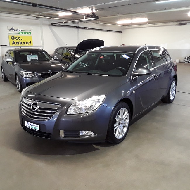 estate Opel Insignia Sports Tourer 2.0 T 4x4 Edition