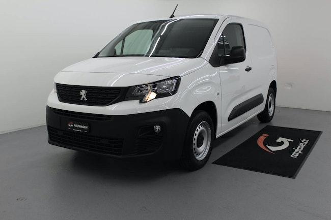 van Peugeot Partner Kaw. 650 Std. 1.6 BHDi Asphalt