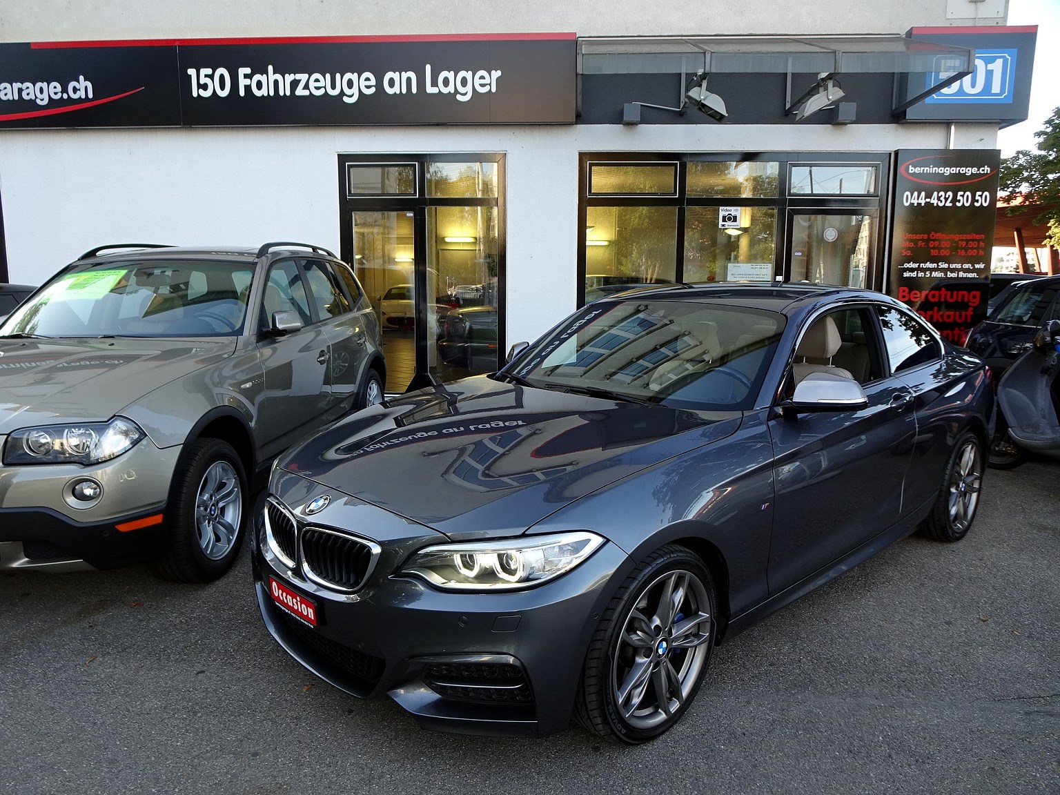 coupe BMW 2er M240i xDrive Steptronic