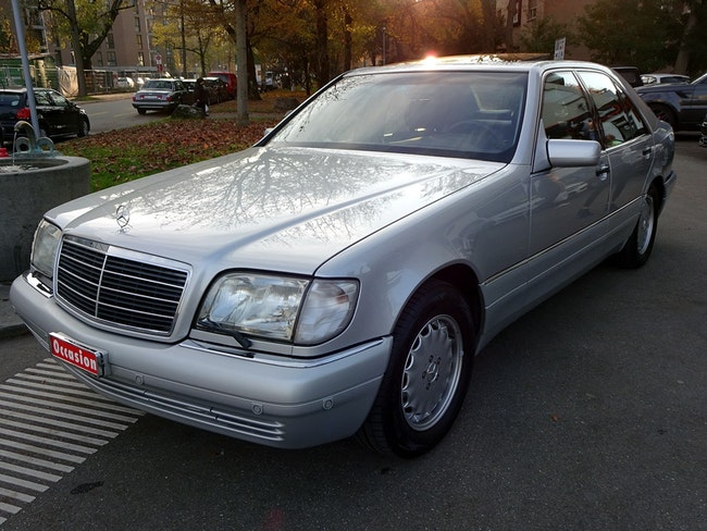 saloon Mercedes-Benz CL S 420 Automatic