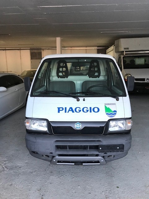 pickup Piaggio Porter 1.3-16 Big Deck 4x4