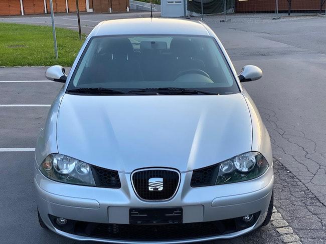 saloon SEAT Ibiza 1.8 20V Turbo FR