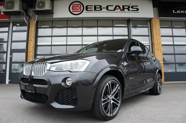 suv BMW X4 xDrive 35d M Sport Steptronic