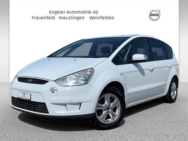 van Ford S-Max 2.0i Carving