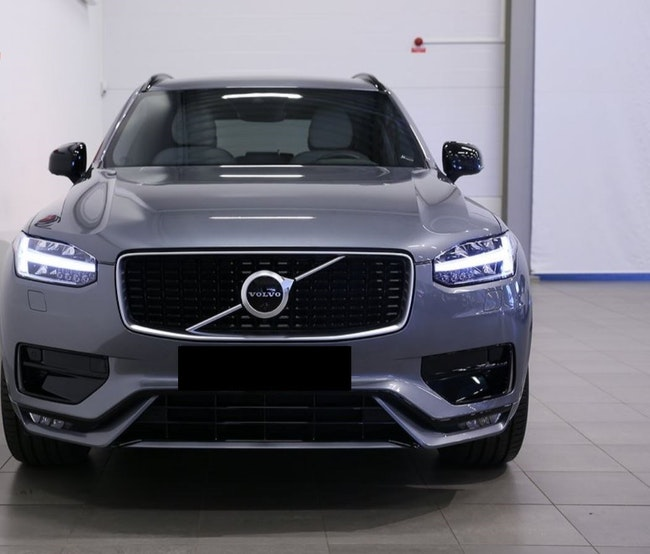 suv Volvo XC90 T6 AWD R-Design Geartronic