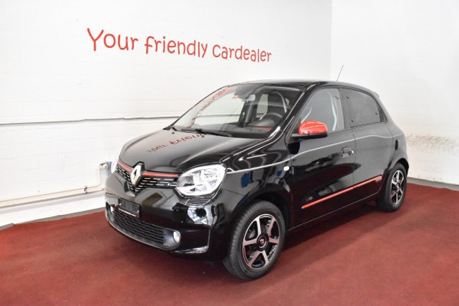 saloon Renault Twingo TCe 95 Intens