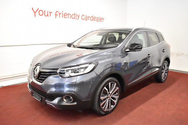 suv Renault Kadjar 1.2 16V T Bose