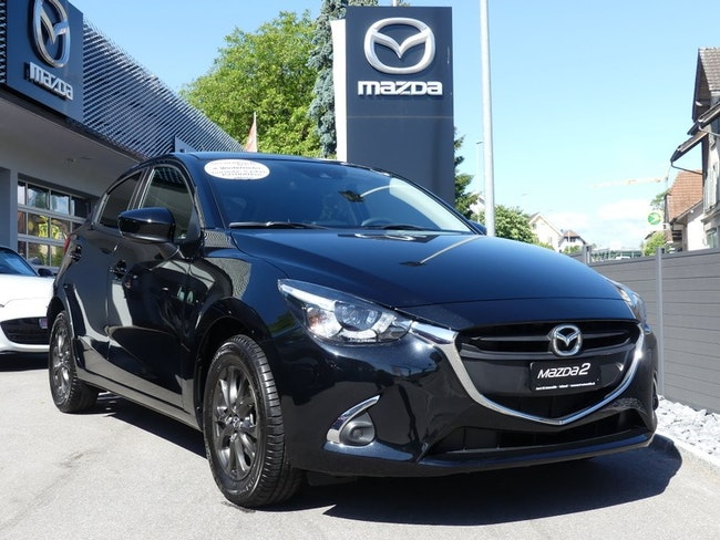 saloon Mazda 2 SKYACTIV-G 90 Ambition Plus Automat