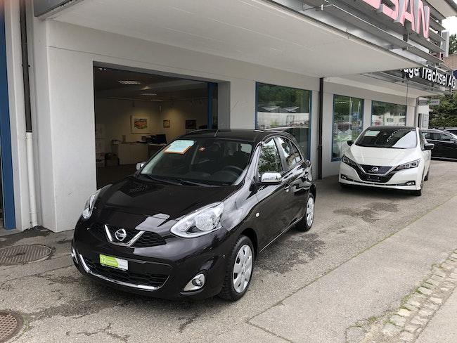 saloon Nissan Micra 1.2 12V Tekna