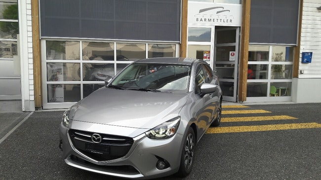 saloon Mazda 2 1.5 115 Revolution