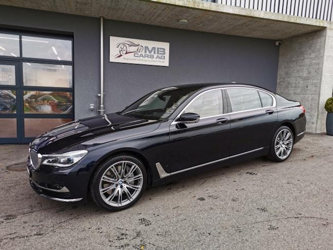 saloon BMW 7er 750Li xDrive