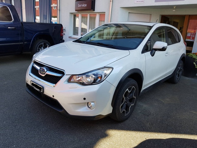 suv Subaru XV 2.0i Swiss Three